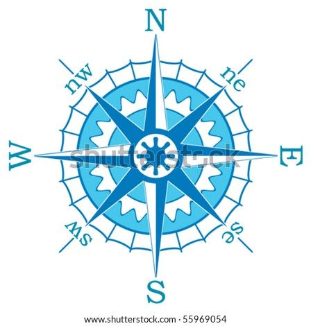 Compass rose adventure Stock Photos, Images, & Pictures ...