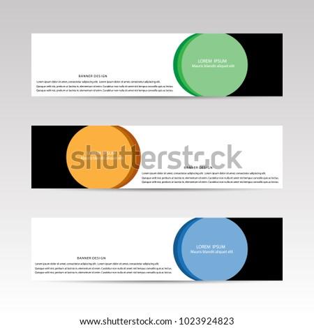 Vector brochure flyer design brochures cards stock vector 1023924823 vector brochure flyer design brochures and cards templatebanner design for business header accmission Images