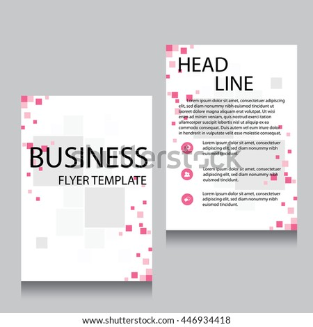 flyer templates pages
