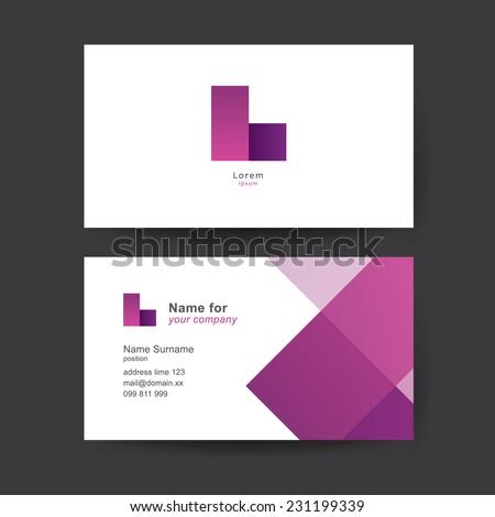 Editable Business Card Template Aprildearest