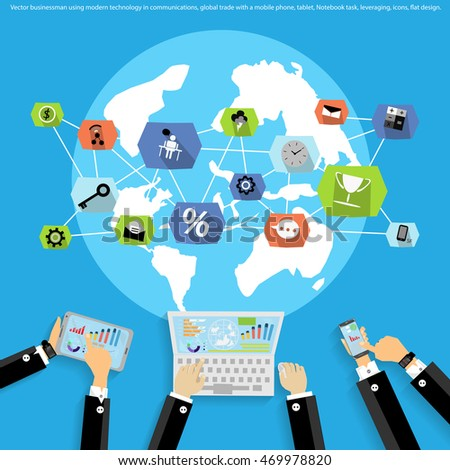 The role of communication in the modern world