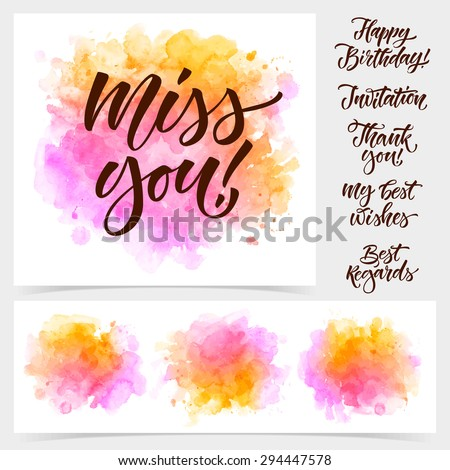 Miss You Stock Images, Royalty-Free Images & Vectors | Shutterstock