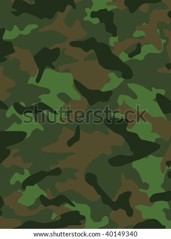 Vector camouflage series in the Forrest scheme.