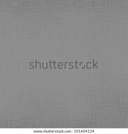 Vector canvas texture. File contains seamless intriguing pattern. - stock vector