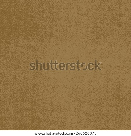 Vector canvas vintage illustration to use as background or texture. Light brown color. For web design, applications and digital scrapbooking