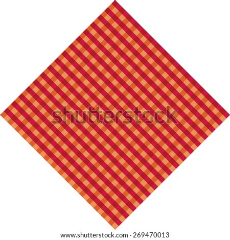 Vector card or invitation for baby shower, wedding or birthday party with stripes and sweet cute red background