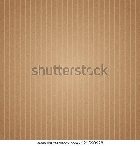 Vector Cardboard Background - stock vector
