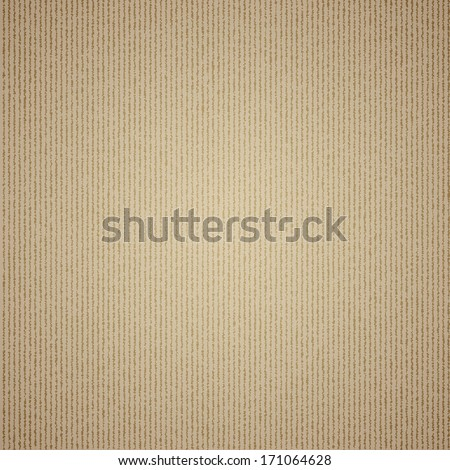 Vector cardboard texture background. Eps 10 - stock vector