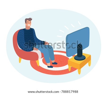 Fat Man Sitting Stock Images Royalty Free Images