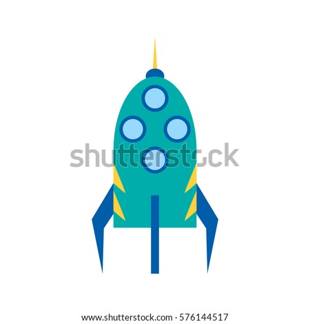 Spacecraft Isolated Stock Photos, Royalty-Free Images & Vectors ...