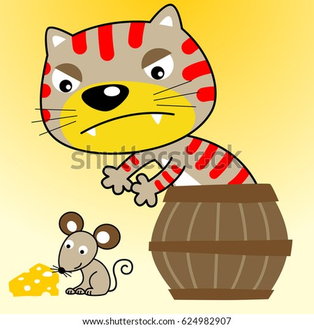 Catches Mice Stock Images Royalty Free Images Amp Vectors