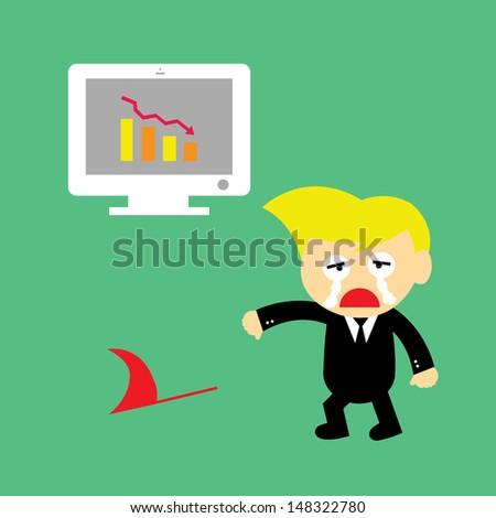 vector cartoon style for use - stock vector