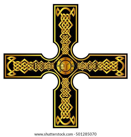 Ornate Cross Symbols