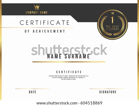 Award certificate design template image collections certificate award certificate design templates gallery certificate design award certificate design template choice image certificate design award yelopaper Image collections