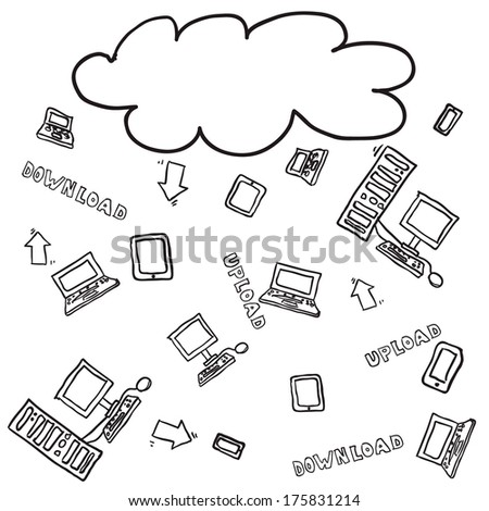 computer network diagram stock images  royalty