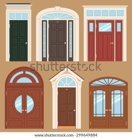 Wooden Doorse Different Types Of Wooden Doors