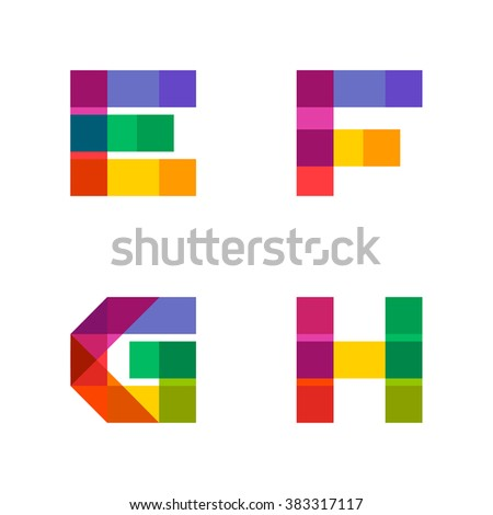 Beautiful Alphabet Letter Designs H 85863 Loadtve