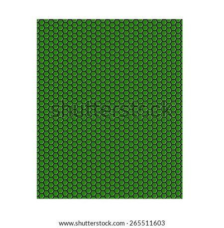 Vector colorful Honeycombs