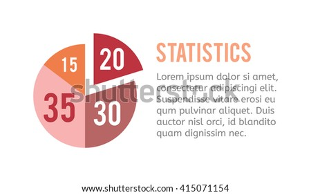 Vector colorful infographic text business presentations.