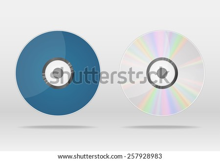 Vector compact disk