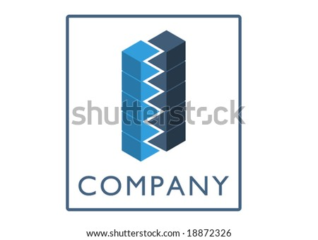 Vector Company - stock vector