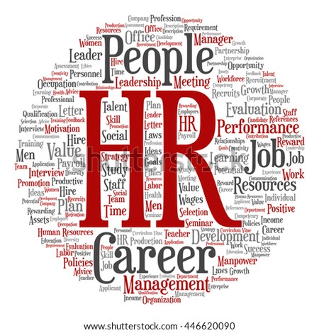 the concept of human resource management pdf