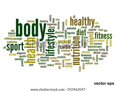 conceptual abstract word fitness - photo #39