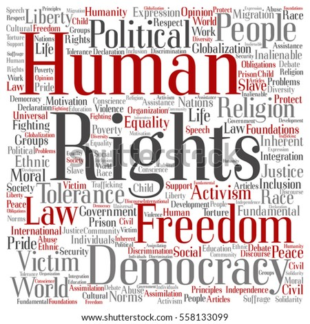 Essay About Human Rights: Rights And Freedoms