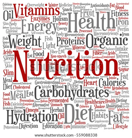 Carbohydrate Protein And Fat Stock Images Royalty Free