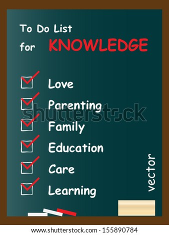 Vector concept or conceptual white chalk text word cloud or tagcloud as blackboard frame background as a metaphor for child,family,education,life,home,young,care,love and school learn achievement