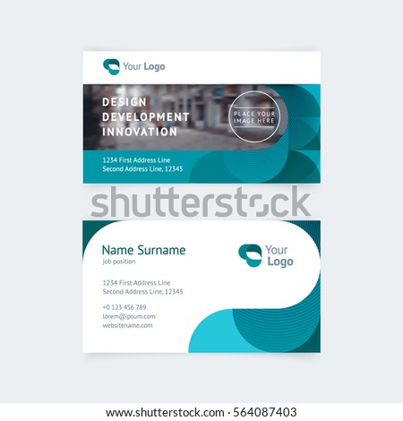 product line card template