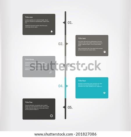editable timeline