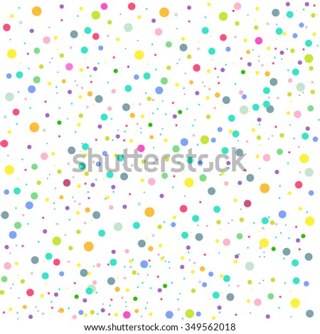 Vector cute abstract serpentine background