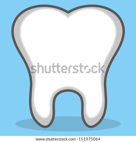 Tooth cartoon Stock Photos, Images, & Pictures | Shutterstock