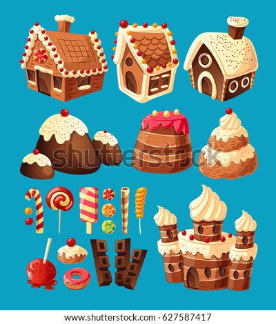 Candy World Stock Images Royalty Free Images Vectors