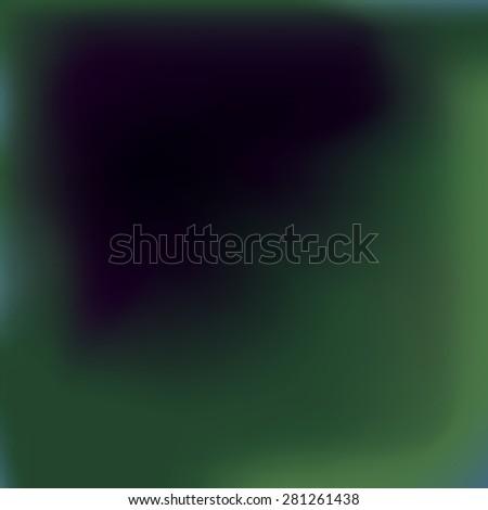 Vector Dark Green Background. Abstract Dark Green Texture. - stock vector