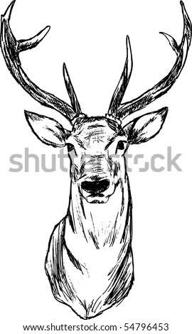 Drawing deer as well Deer Skull Art besides Cartoon Black And White Outline Design Of A Man Surrounded By His Mounted Animal Trophy Heads 438150 likewise 69805862954375020 additionally Little Man Deer Antlers Svg Dxf File. on texas antlers clip art