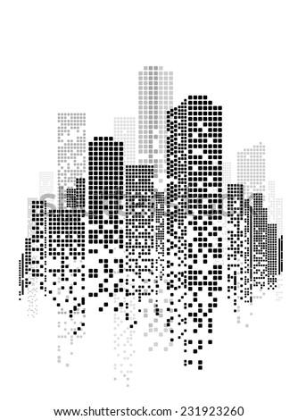 vector design building city illustration night stock photo photo rh shutterstock com building vector design building vector design