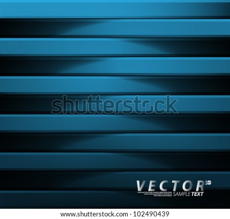Vector Design - eps10 Abstract Concept Background