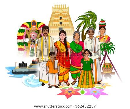 Tamil Stock Royalty Free & Vectors