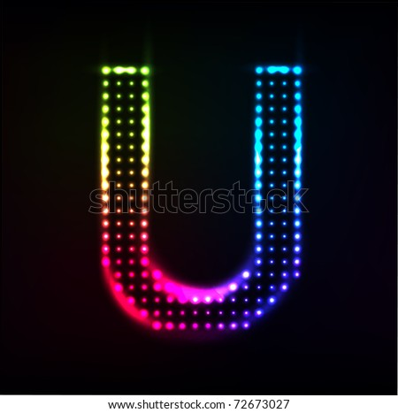 U Alphabet Letter Letter u Stock Photos, Illustrations, and Vector Art