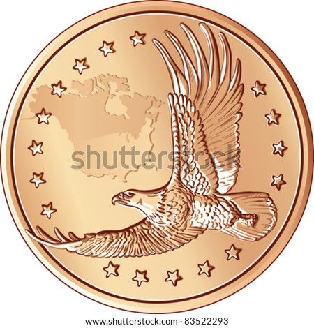 American Eagle Dollar Stock Images, Royalty-Free Images & Vectors ...