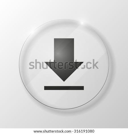 vector download button icon vector download button icon vector download button icon vector download button icon vector download button icon vector download button icon vector download button icon logo - stock vector
