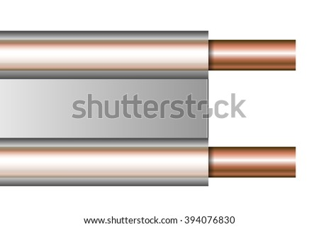 Vector electric wire