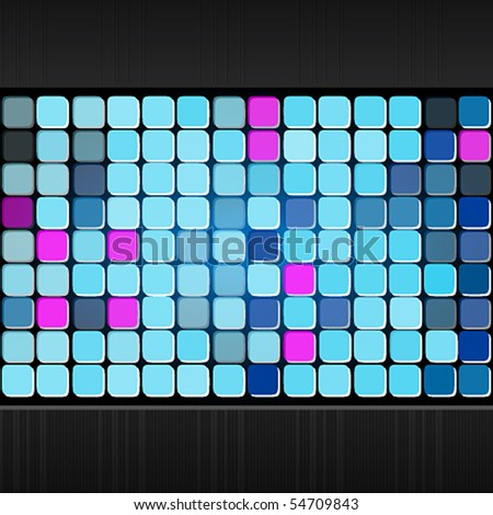 Vector elegant abstract business background