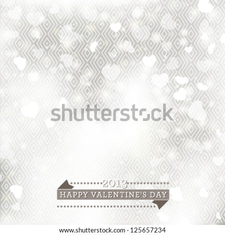 Vector elegant festive abstract background. - stock vector