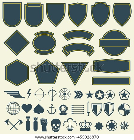 Military Patch Stock Images, Royalty-Free Images & Vectors ...