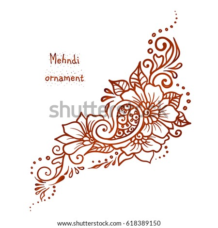 Mehndi Stock Images RoyaltyFree Images Amp Vectors  Shutterstock