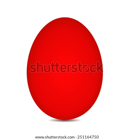 vector file of Easter egg