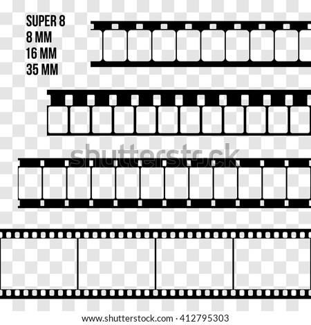 8mm camera stock images royalty free images vectors for Film strip picture template